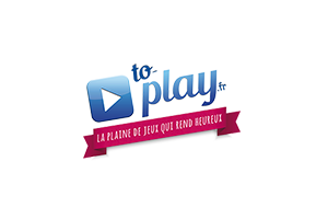 Nous travaillons avec TO-PLAY